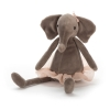 Dancing Darcey Elephant medium (H33cm)